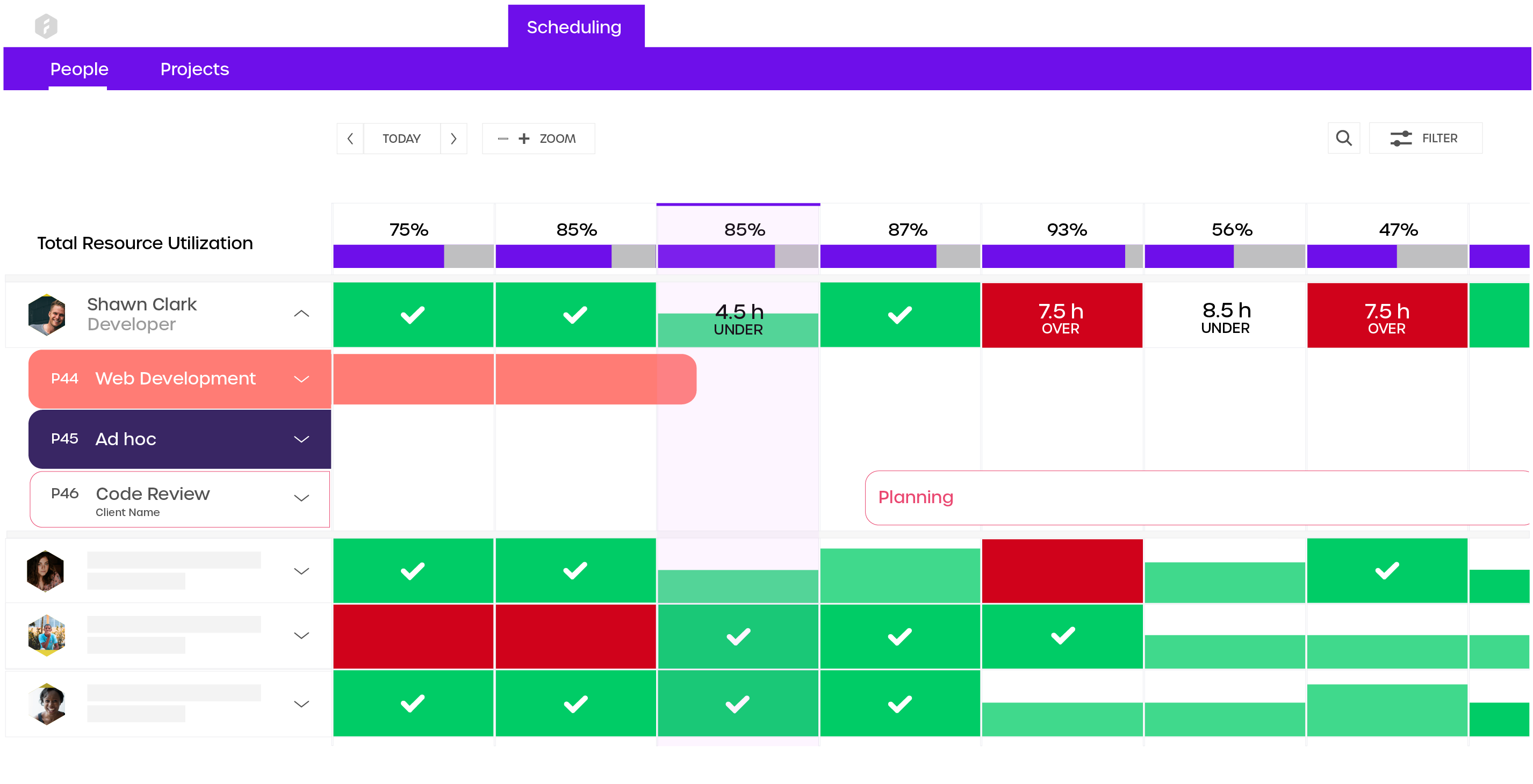Avis Forecast.app : Contrôlez tous vos projets en même temps - Appvizer