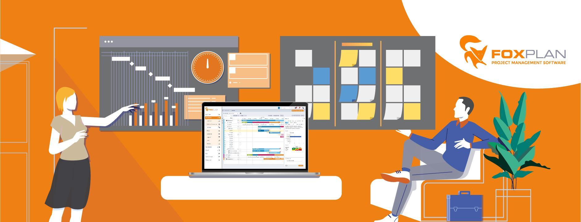 Avis FoxPlan : Le logiciel de PPM français rapide à mettre en oeuvre - appvizer