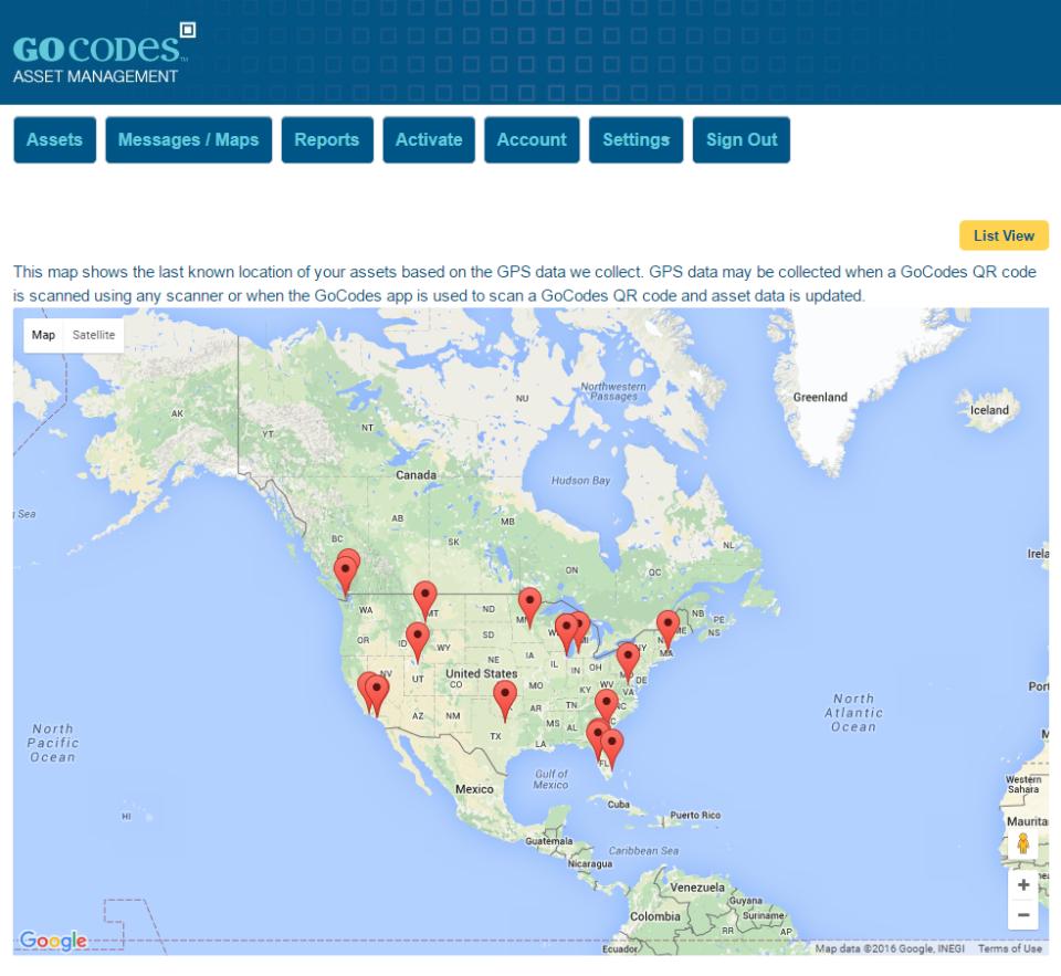 GoCodes Asset Management-screenshot-0
