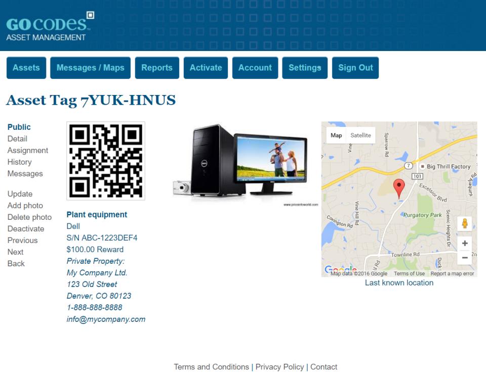 GoCodes Asset Management-screenshot-1