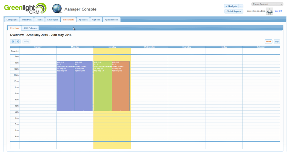 Greenlight CRM-screenshot-1