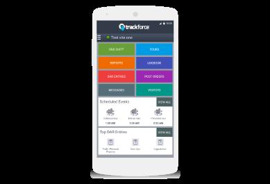 Trackforce Valiant inclue toutes les fonctionnalités qu'un agent de sécurité doit effectuer au quotidien.