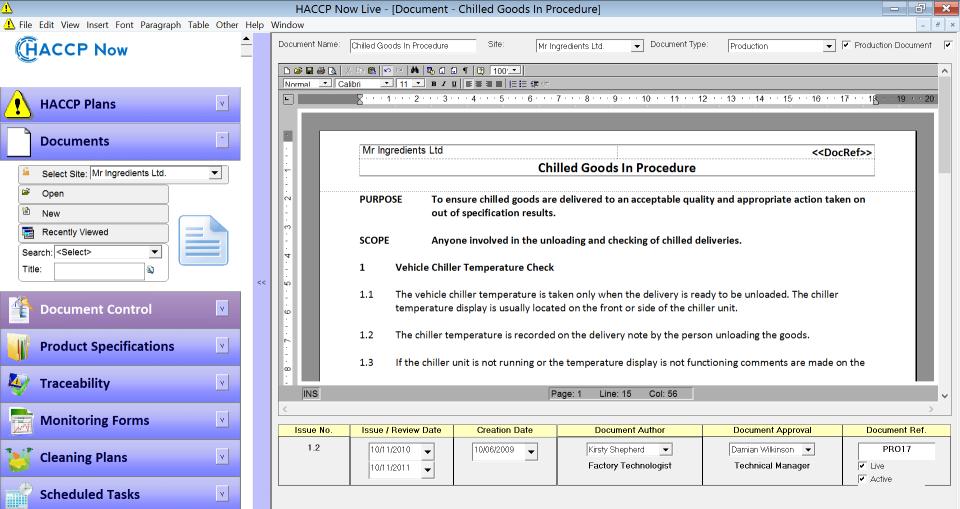 HACCP Now-screenshot-3