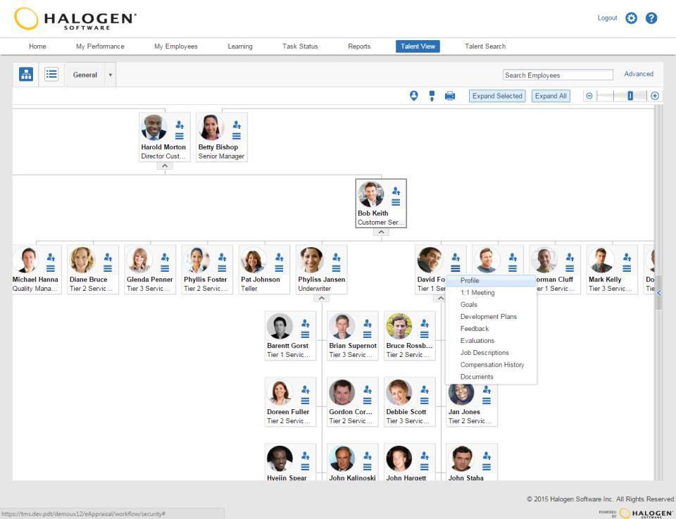 Halogen TalentSpace-screenshot-0
