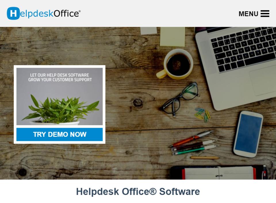 Helpdesk Office-screenshot-0