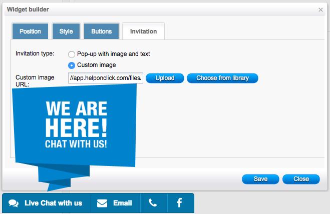 HelpOnClick Live Chat-screenshot-0
