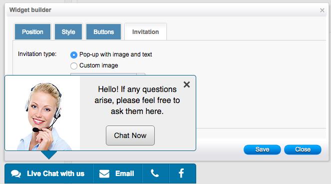 HelpOnClick Live Chat-screenshot-2