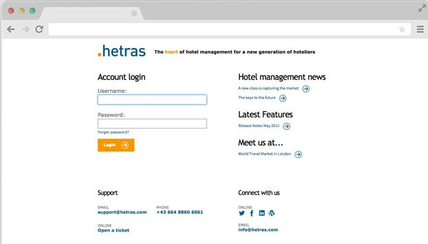 Hetras Hotel Management-screenshot-0