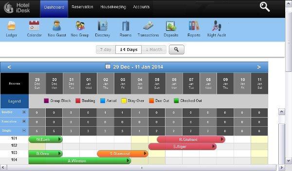 Hotel iDesk-screenshot-2