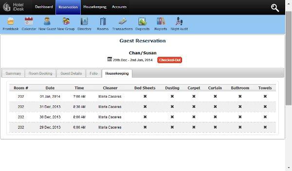 Hotel iDesk-screenshot-4