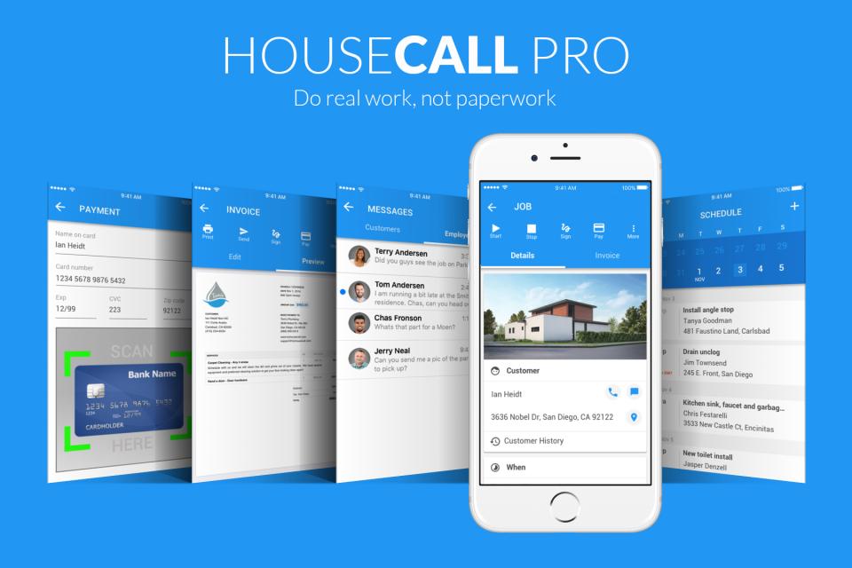 HouseCall Pro-screenshot-0