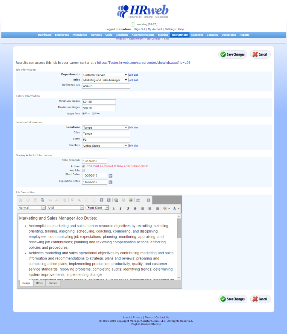 HRweb-screenshot-3