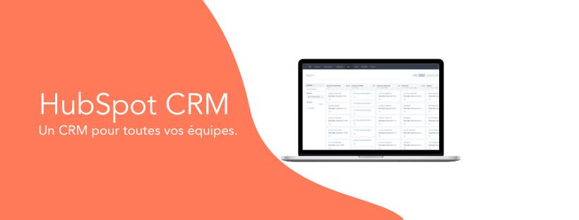 Avis HubSpot CRM : CRM pour les équipes commerciales - appvizer