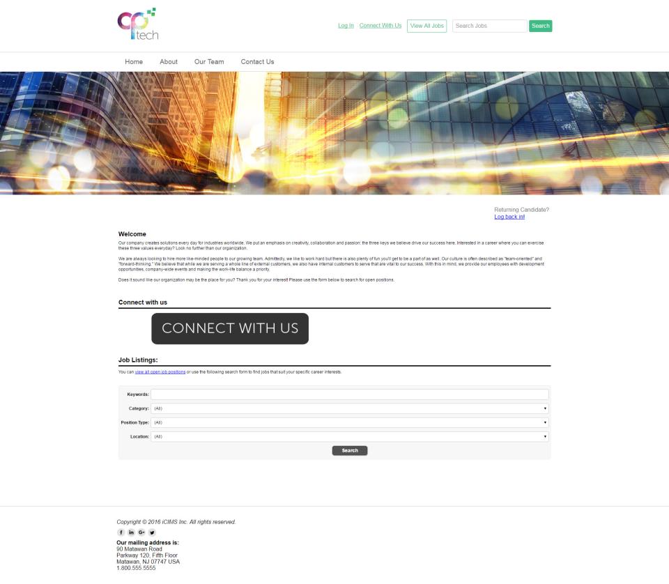 iCIMS Talent Acquisition Suite-screenshot-0