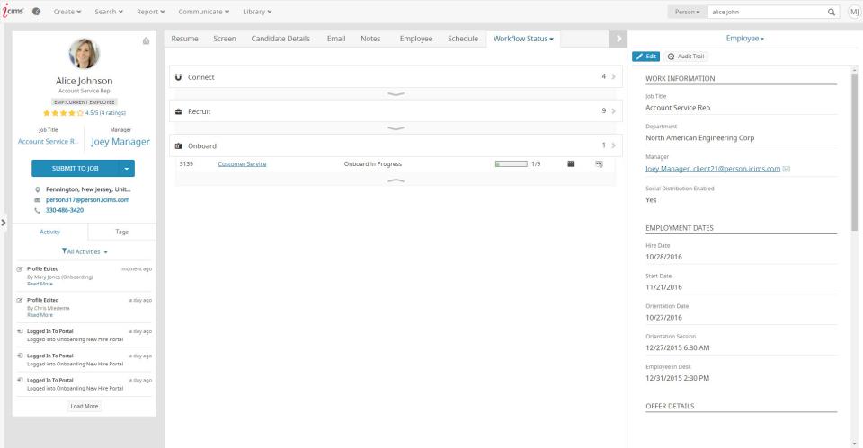 iCIMS Talent Acquisition Suite-screenshot-1
