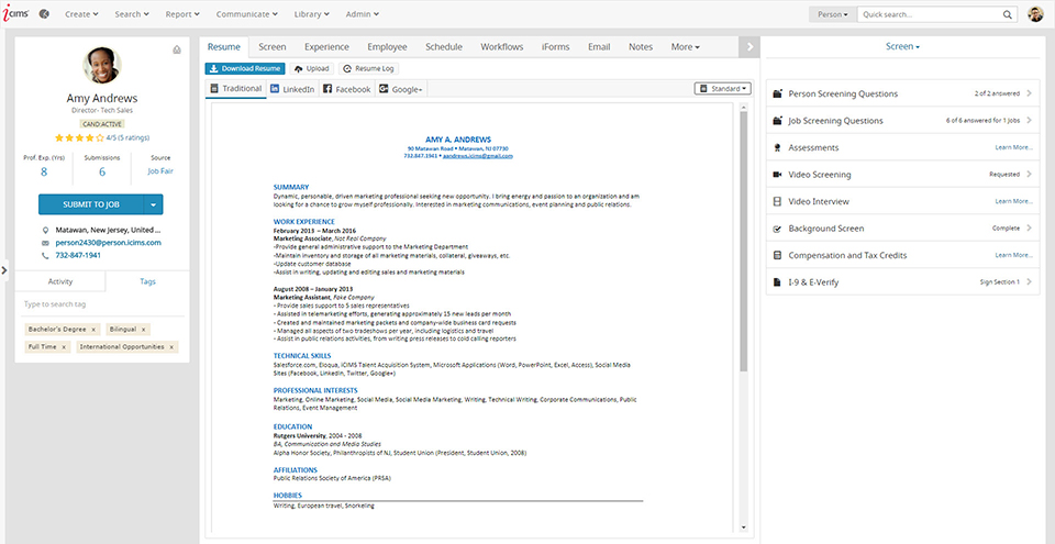 iCIMS Talent Acquisition Suite-screenshot-3