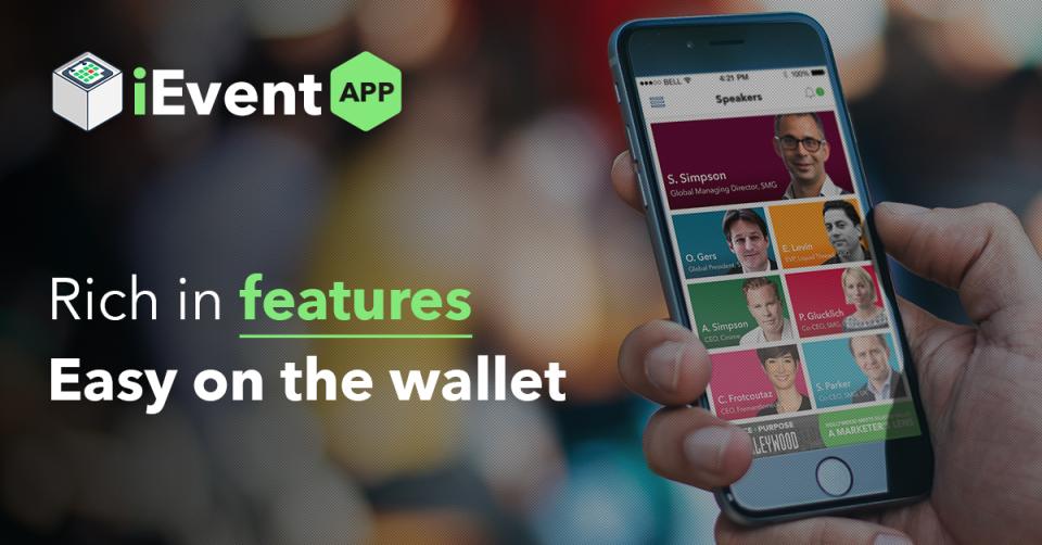 iEvent App-screenshot-0