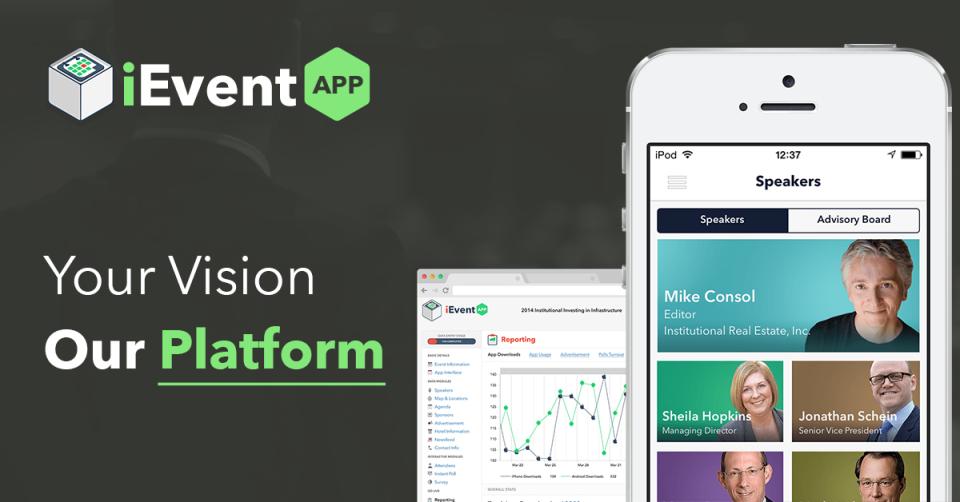 iEvent App-screenshot-1