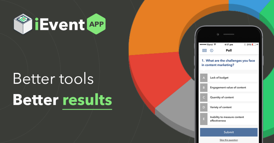 iEvent App-screenshot-2