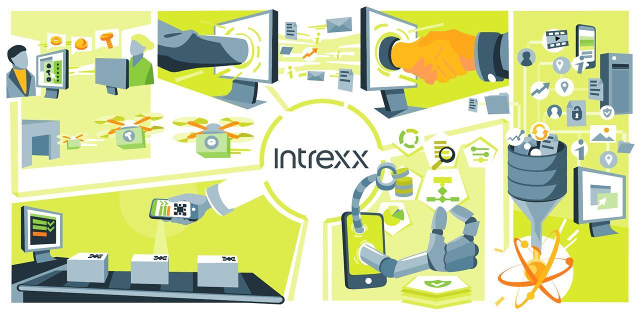 Avis Intrexx : Plateforme de développement Low Code - Appvizer