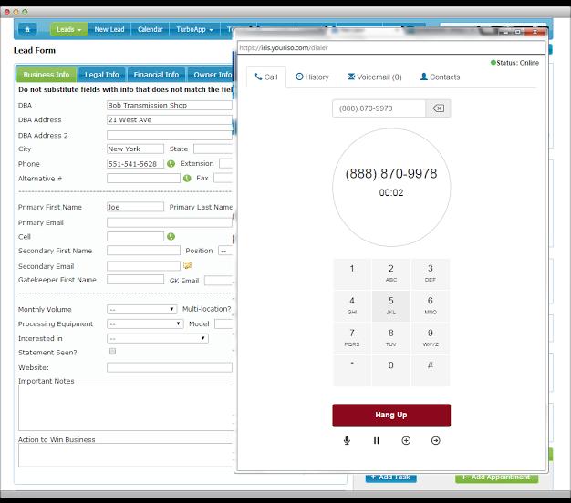 IRIS CRM-screenshot-3