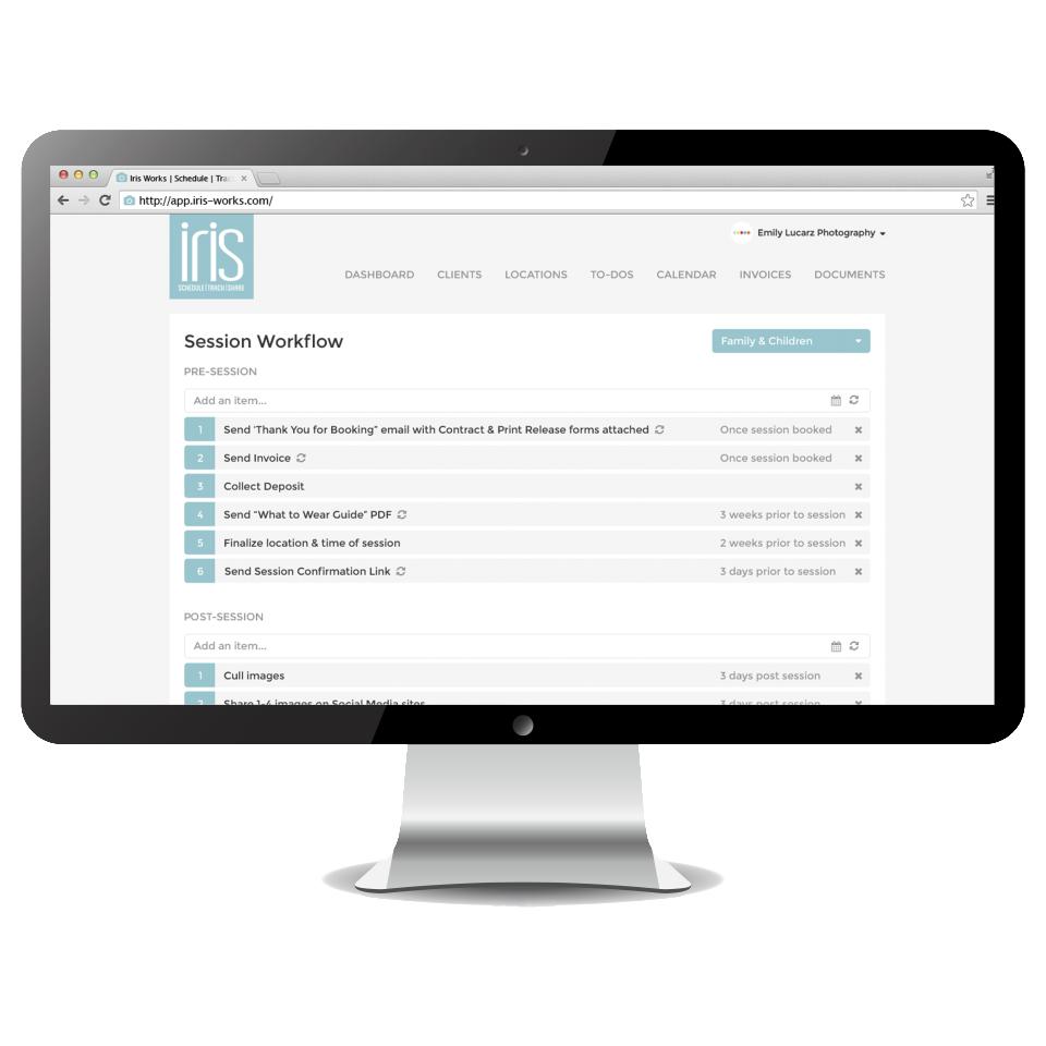 Iris Works-screenshot-1