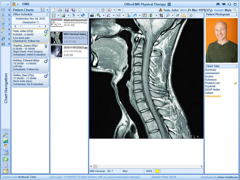 iSALUS EHR-screenshot-0