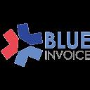 Blue-invoice
