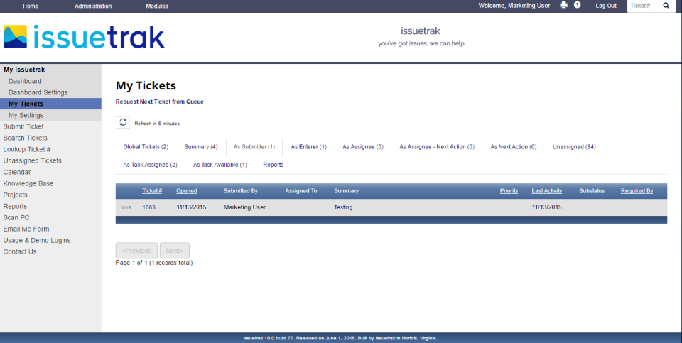 Issuetrak-screenshot-3