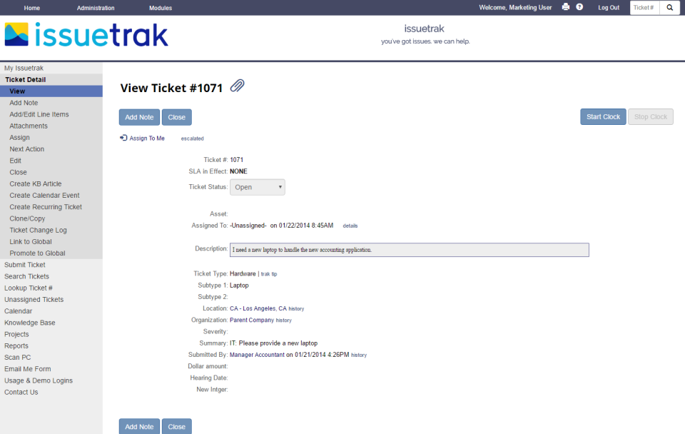 Issuetrak-screenshot-4