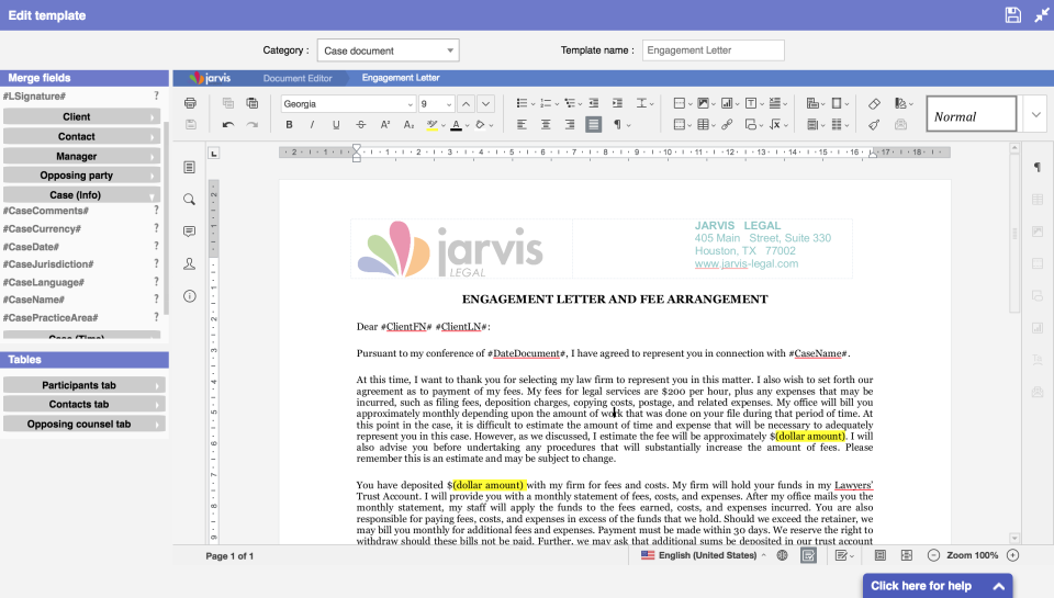 Jarvis Legal-screenshot-3