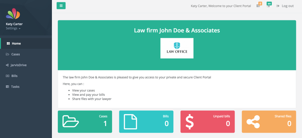 Jarvis Legal-screenshot-4