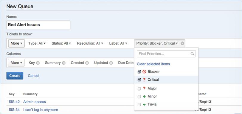 JIRA Service Desk-screenshot-1