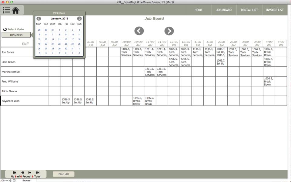 KiRentals for Equipment Rental-screenshot-3