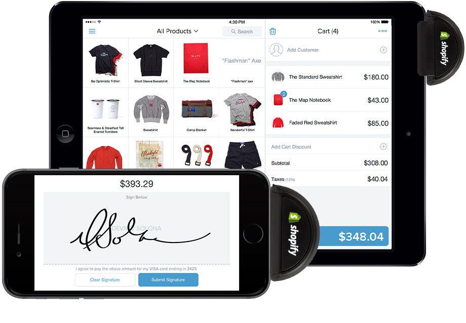 Shopify : boutique en ligne