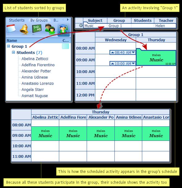 Lantiv Timetabler-screenshot-0