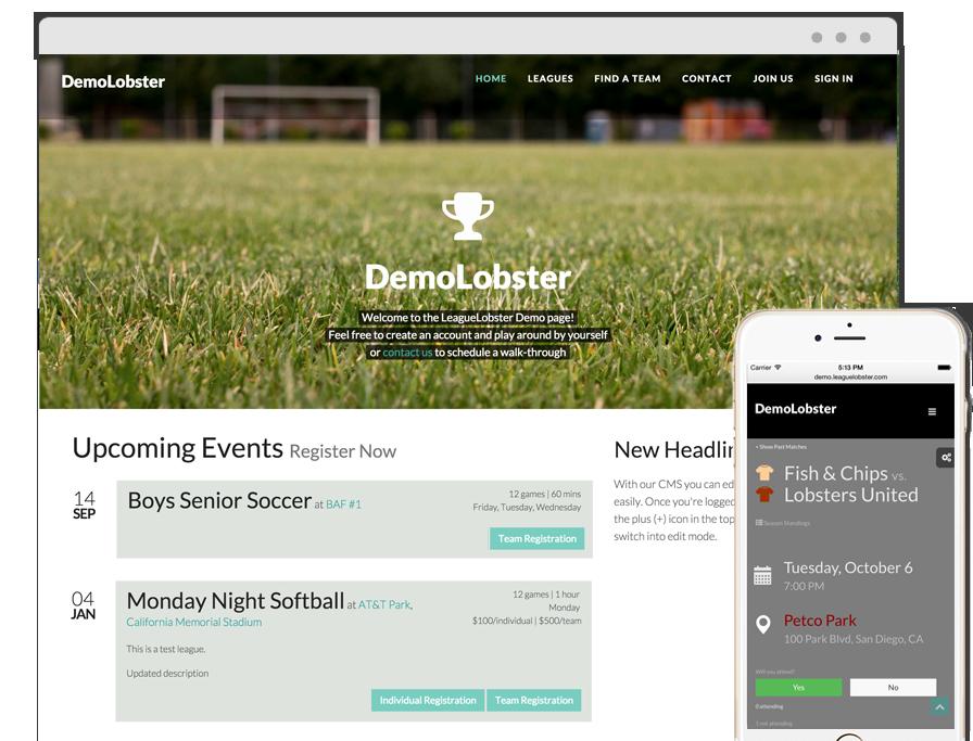 LeagueLobster-screenshot-0