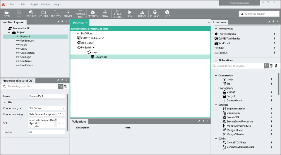 Linx Low-Code Development-screenshot-2