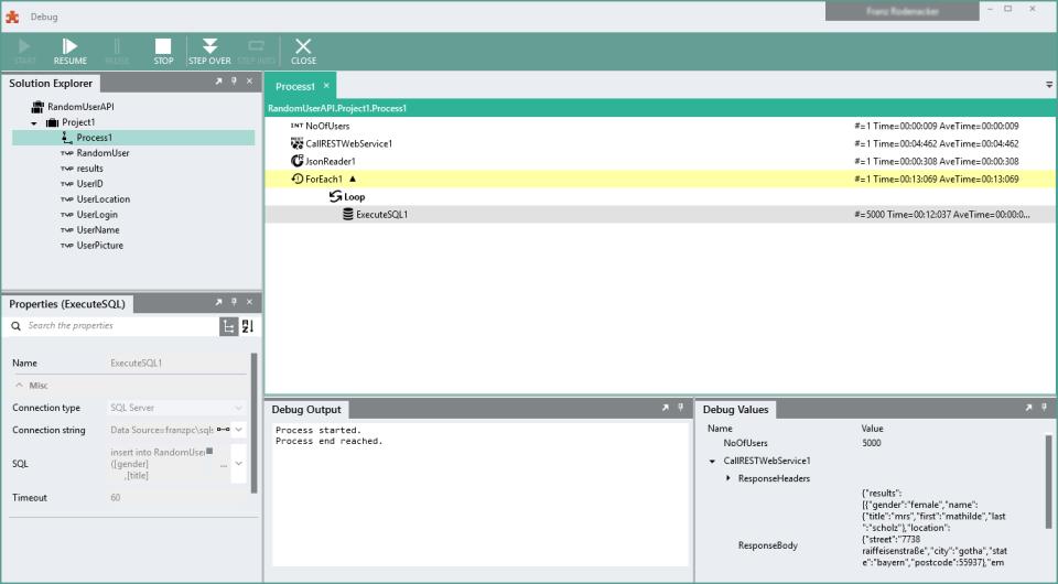 Linx Low-Code Development-screenshot-3