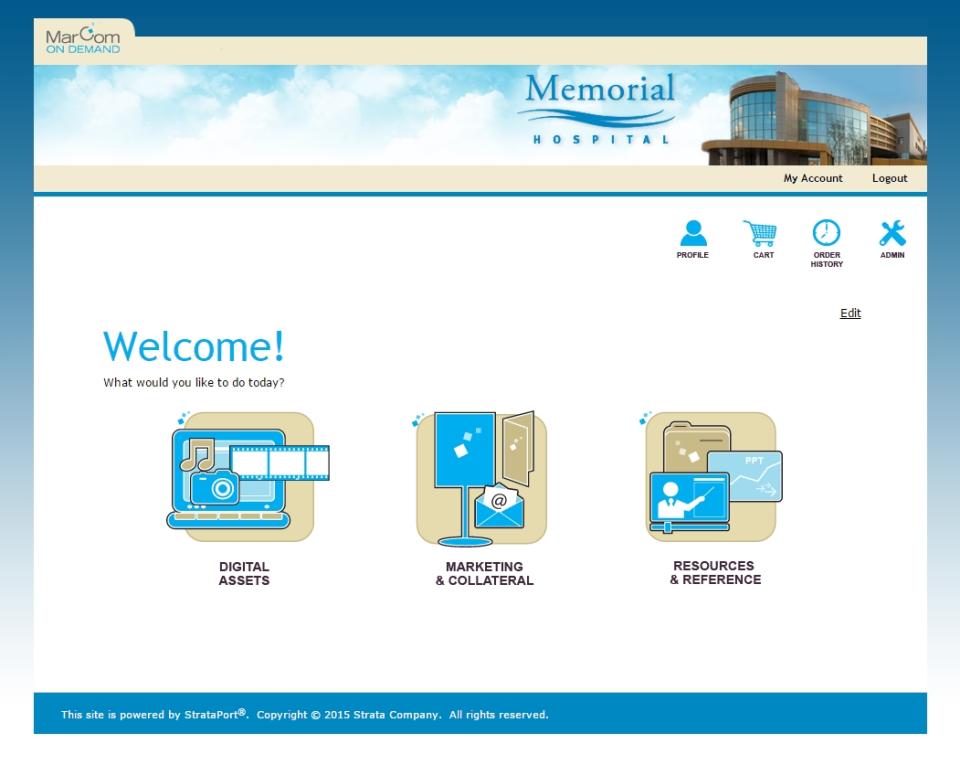 MarCom On Demand-screenshot-0