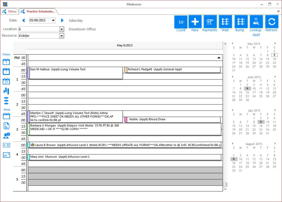 MedWorxs Evolution-screenshot-1
