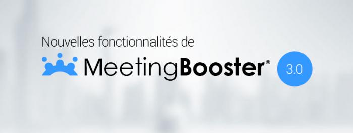 Avis MeetingBooster : Logiciel de gestion de réunions - appvizer