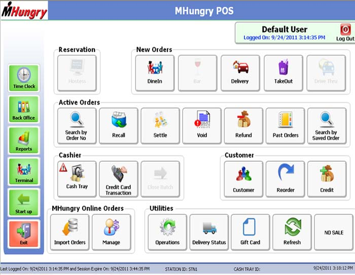 MHungry POS-screenshot-0