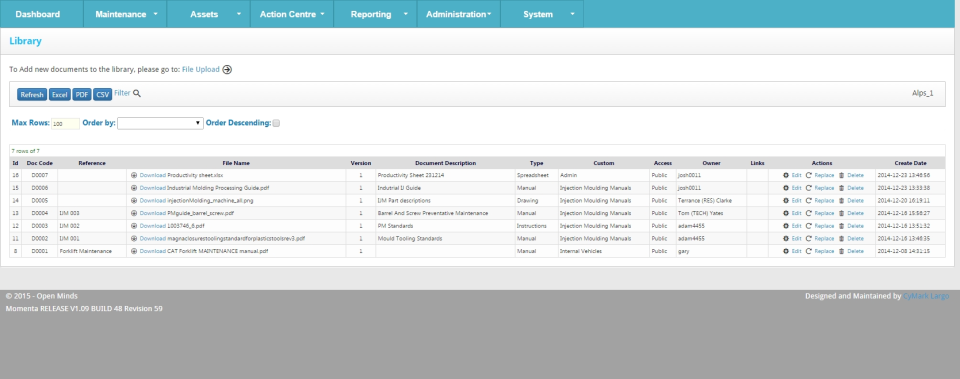 Momenta CMMS-screenshot-4