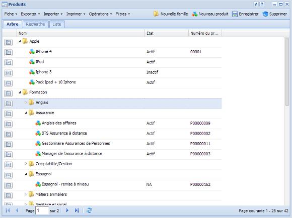 FastBiz: Site Web (plugin, formulaire), Interfaces par groupes d'utilisateurs, Standard d'encodage avancé (AES)