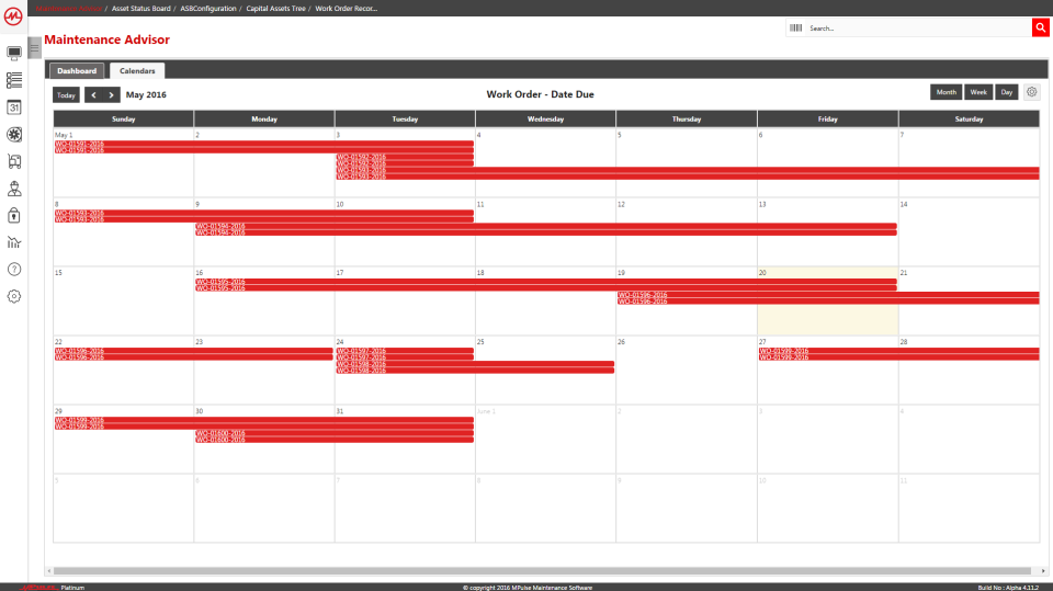 MPulse CMMS Software-screenshot-1
