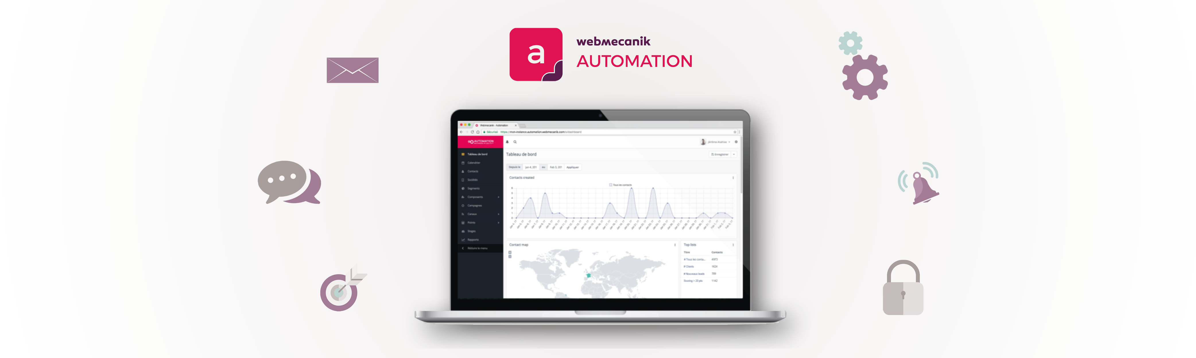 Avis Webmecanik : La solution française de Marketing Automation - Appvizer