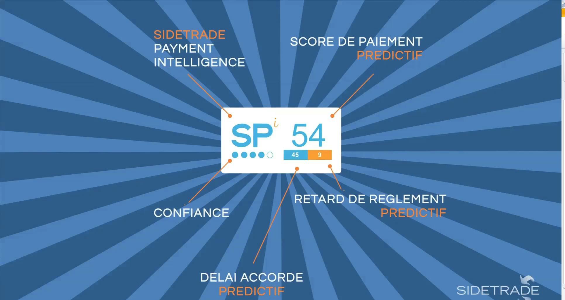 Sidetrade Sales & Marketing-Sidetrade Payment Intelligence - screen shot  7