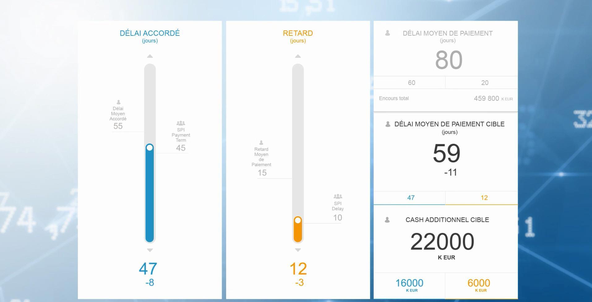 Sidetrade Sales & Marketing-Sidetrade Payment Intelligence - screen shot  6