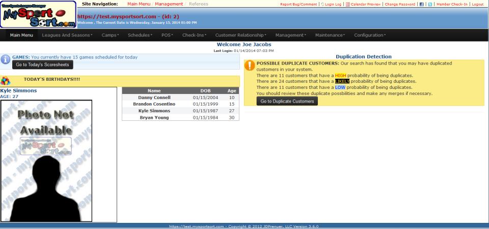 mysportsort-screenshot-0